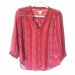 Old navy blouse XS